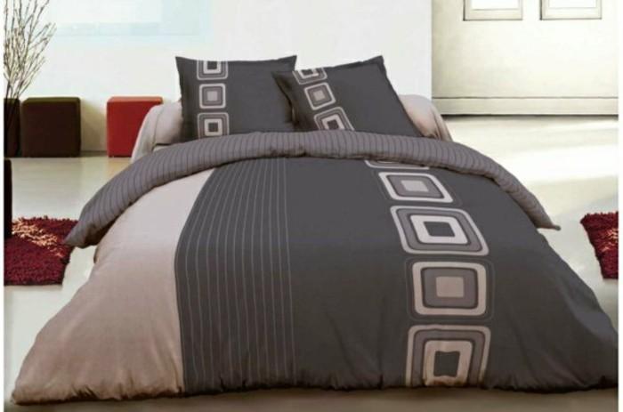 Moderne-Bettwäsche-dunkel-grau-und-motiven