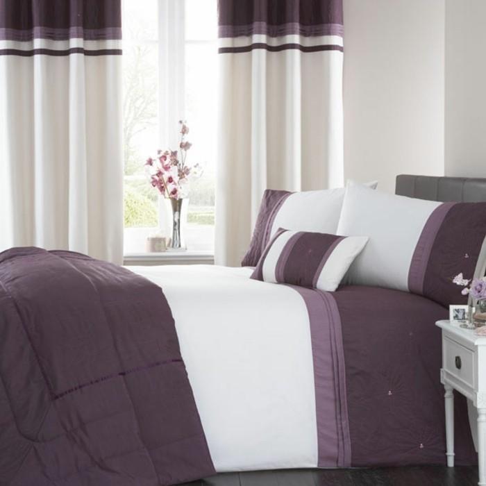 Moderne-Bettwäsche-und-modernes-schlafzimmer-design