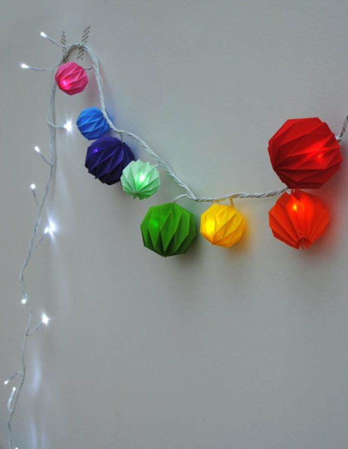 49 Ideen für Dekoration mit Party Lichterkette