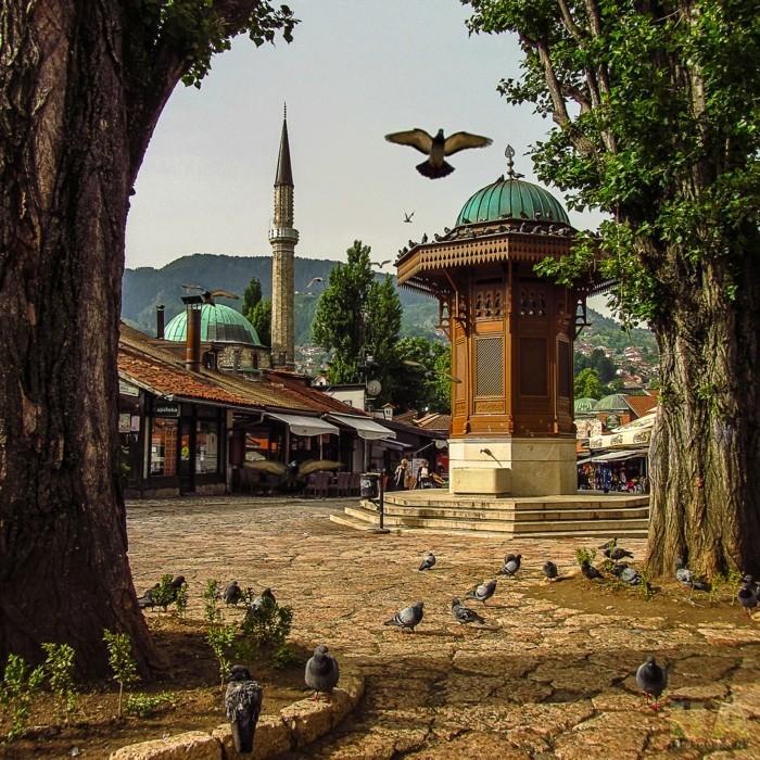Sarajevo-Bosnia-und-Herzegovina-städte-europa-staedtereisen