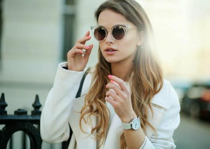 Sonnenbrille-Chanel-retro-und-oval