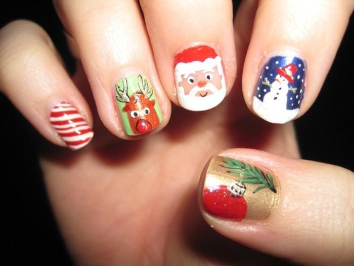 Weihnachts-nageldesign-mit-motiven