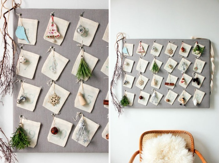 Create Advent Calendars Yourself 110 Awesome Ideas