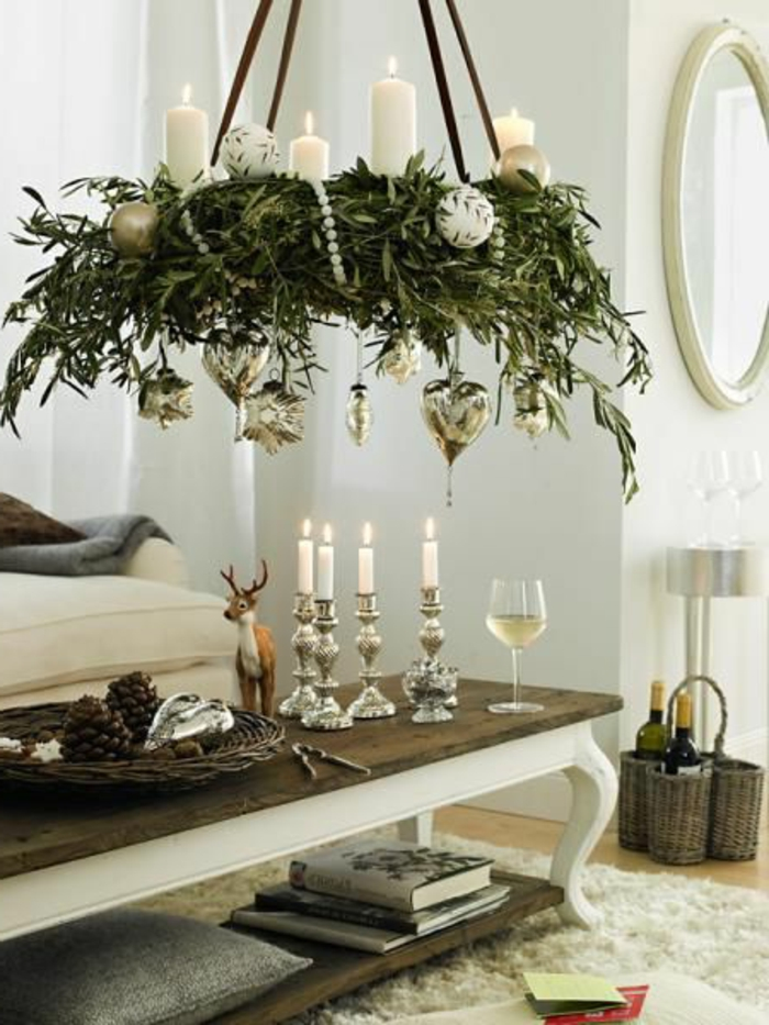 106 atemberaubende adventskranz ideen. Black Bedroom Furniture Sets. Home Design Ideas