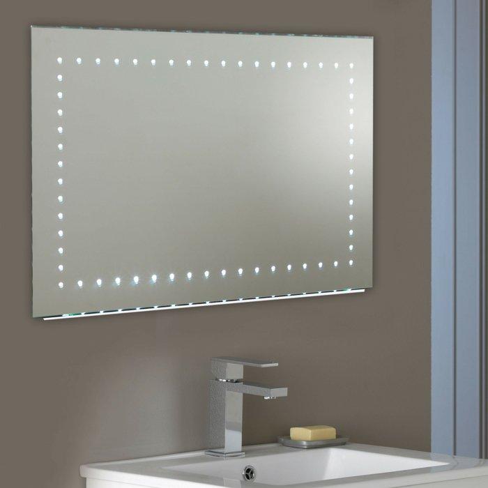 Badspiegel mit Beleuchtung - praktisch und elegant! - Archzine.net
