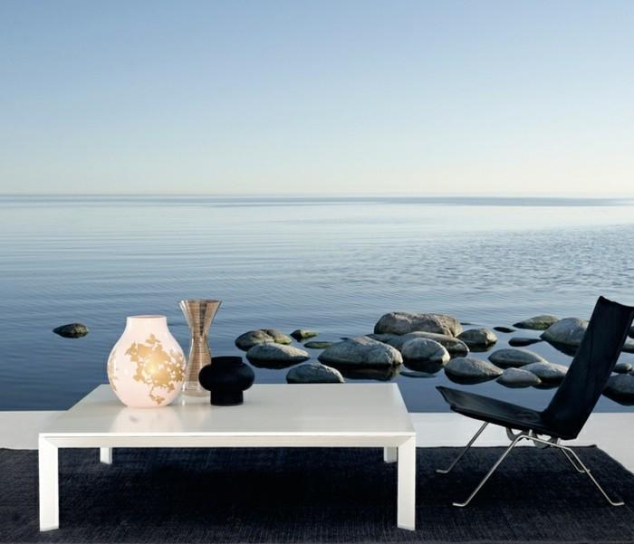 ausgefallene-tapeten-Ozean-Ausblick-wunderschöne-romantische-Idee