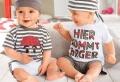 41 süße Modelle Baby Schlafanzug