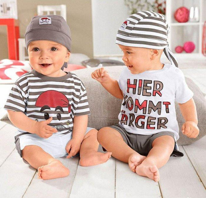 baby-schlafanzug-für-Zwillinge-schlafanzüge-jungen-Piraten