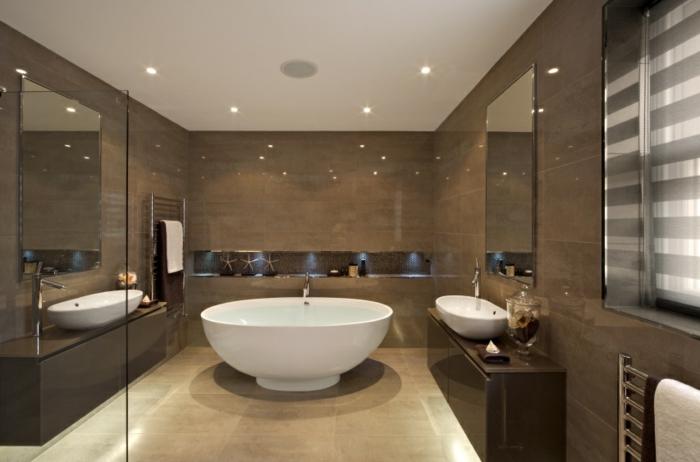 Luxus Badezimmer Modern Braun: ... Moderne Badezimmer, Badezimmer ... Luxus Badezimmer Modern Braun