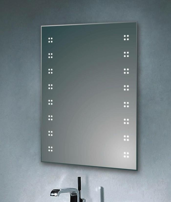 badspiegel mit beleuchtung praktisch und elegant. Black Bedroom Furniture Sets. Home Design Ideas