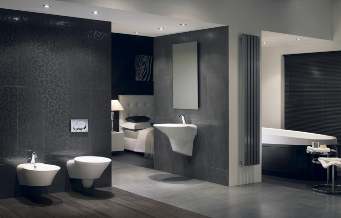 110 moderne b der zum erstaunen for Ausstattung badezimmer