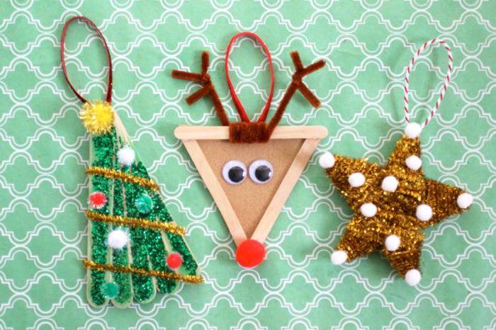 Weihnachtsbasteln Mit Kindern: Mehr Als 100 Tolle Ideen