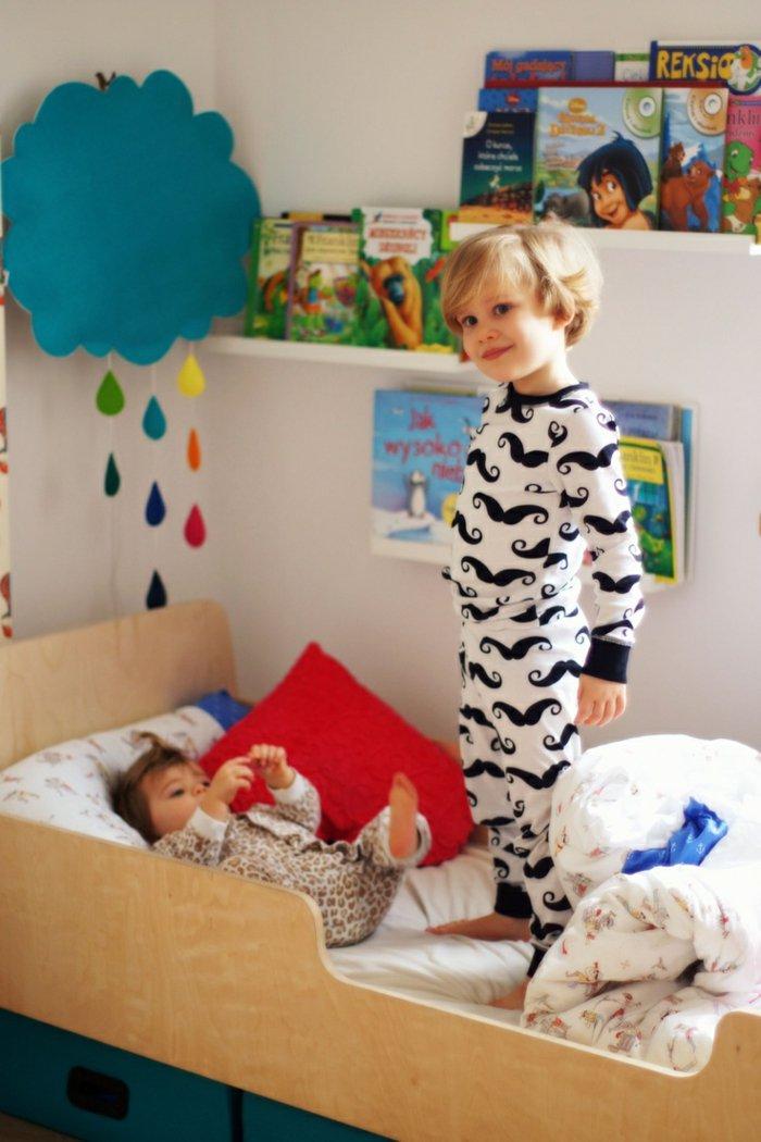 coole-Modelle-schlafanzüge-kinder-moderne-Muster