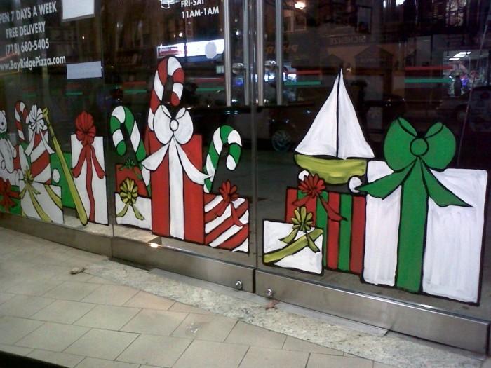 Fensterdeko zu Weihnachten: 104 neue Ideen!