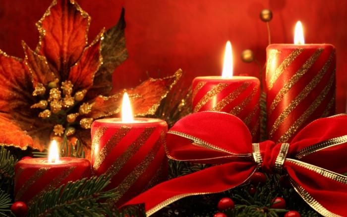 dekoideen-zum-weihnachten-tolle-rote-farben