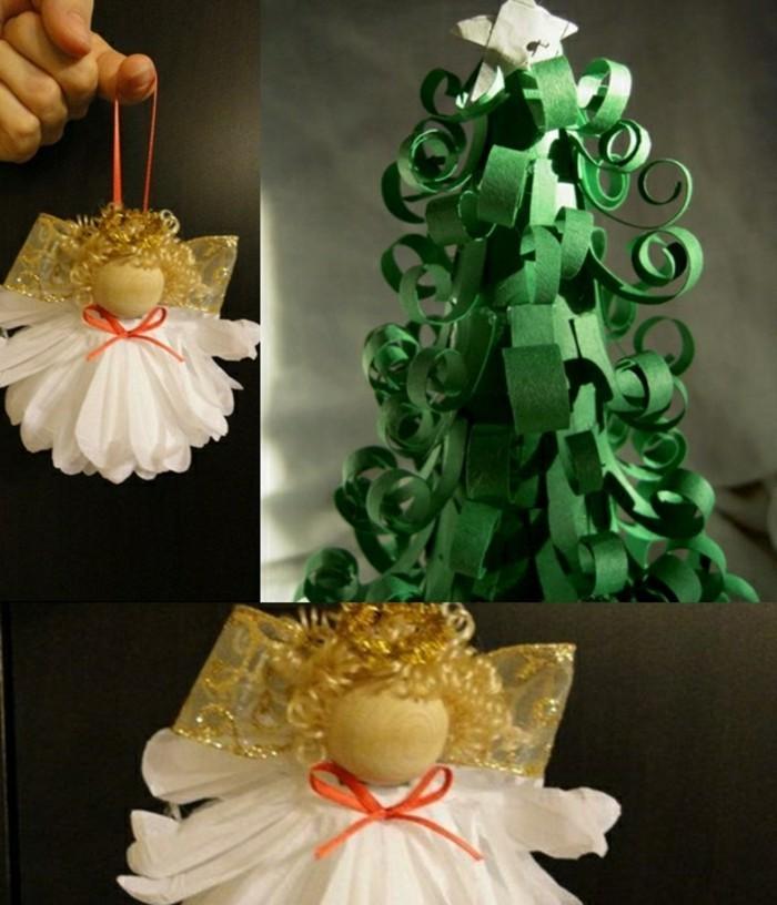 do-it-yourself-ideen-für-weihnachten-toller-weihnachtsbaum-aus-papier-und-deko