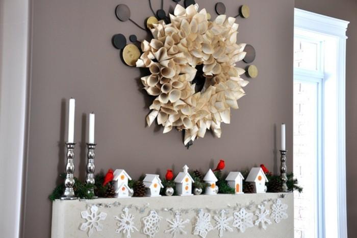 do-it-yourself-ideen-für-weihnachten-wunderschöner-kranz-als-geschenk-geben