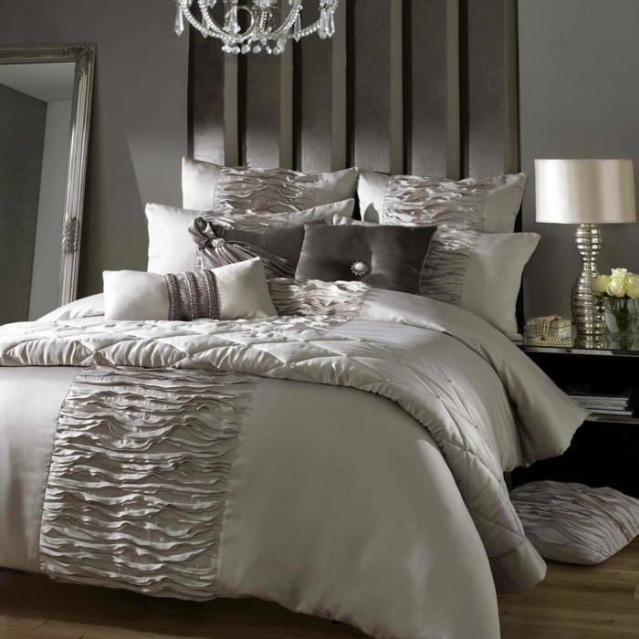 Moderne Bettw 228 Sche F 252 R Ein Exklusives Schlafzimmer