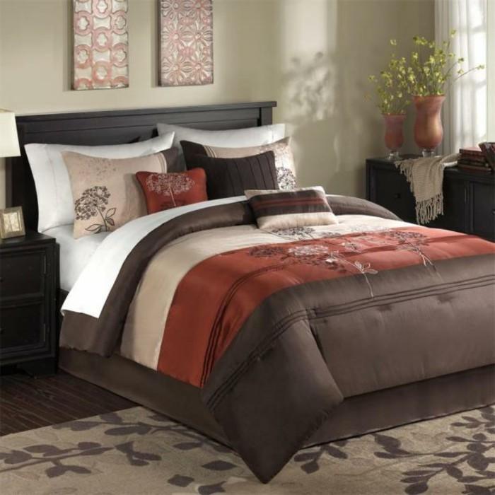 moderne bettw228sche f252r ein exklusives schlafzimmer