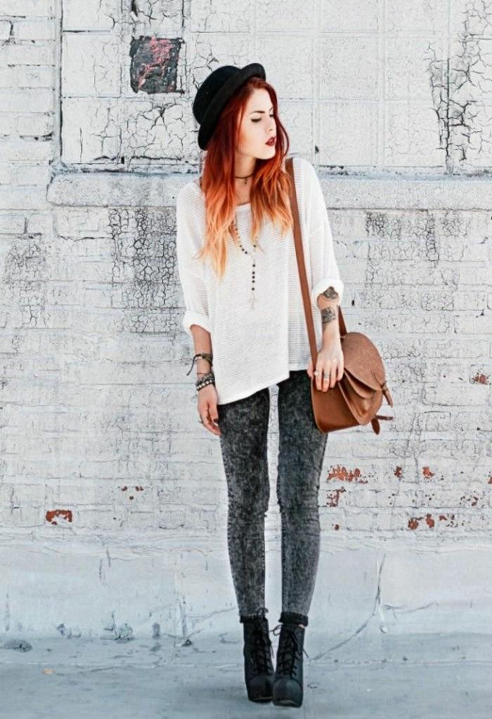 hüte-filzen-in-schwarz-weiss-hemd
