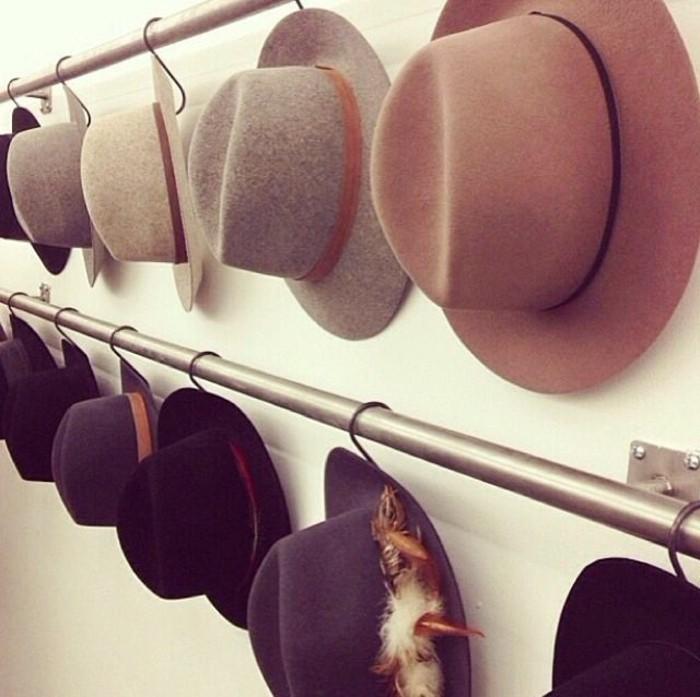 hüte-filzen-verschiedene-farben