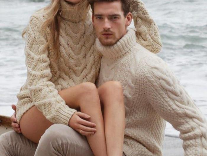 tolle sorten moderner Stil Release-Info zu 40 fantastische Modelle irische Pullover - Archzine.net
