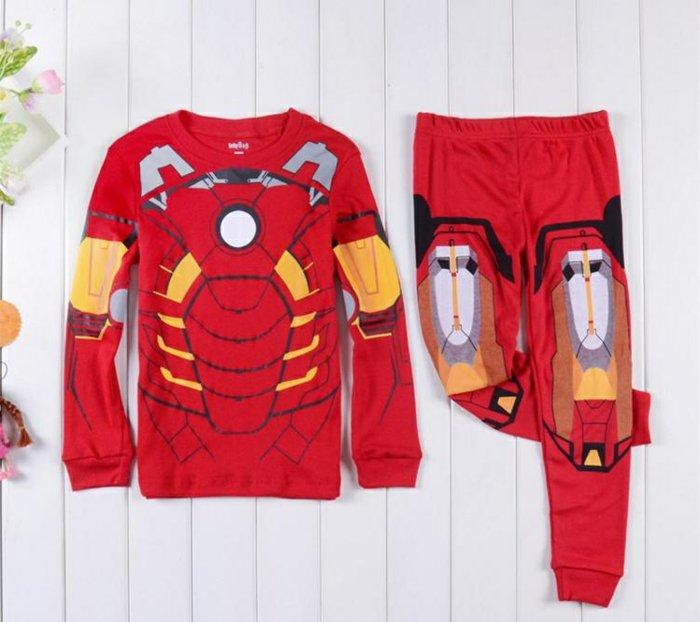 kinderpyjama-cooles-Modell-schlafanzug-jungen-Iron-Man