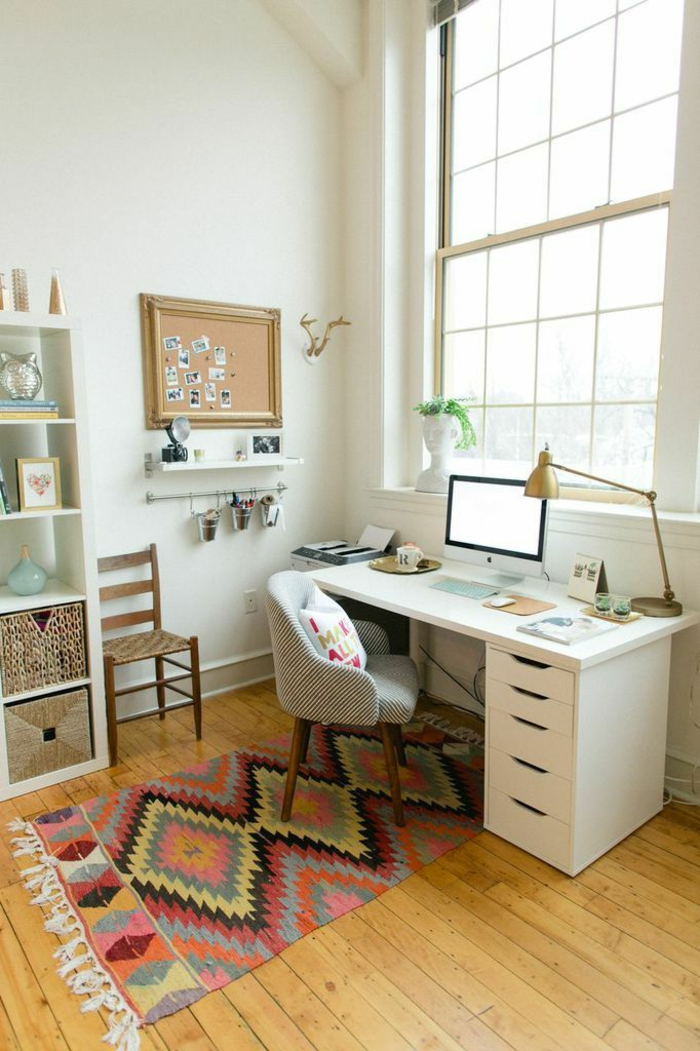 Study Table Designs For Small Rooms: 42 Kreative Und Praktische Einrichtungsideen Fürs