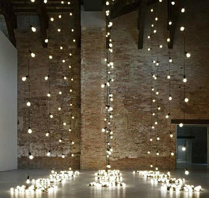 lichterkette-birnen-hängende-Girlanden-Dekoration