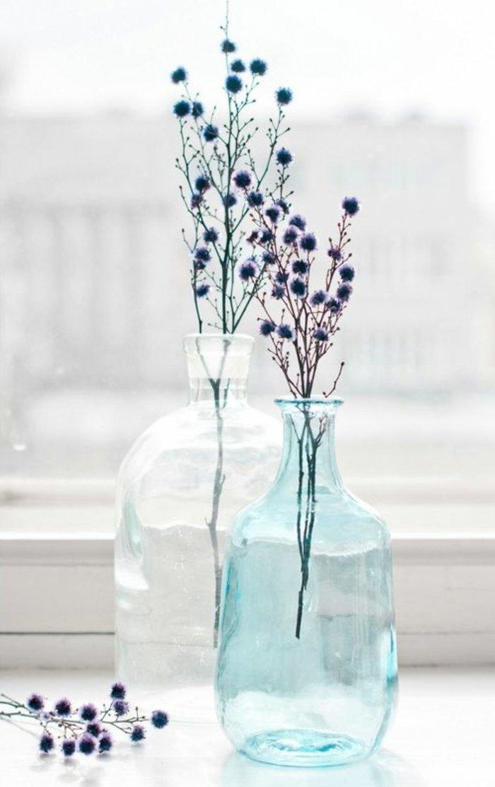 46 wundersch ne ideen f r glasvasen deko - Moderne glasvasen ...