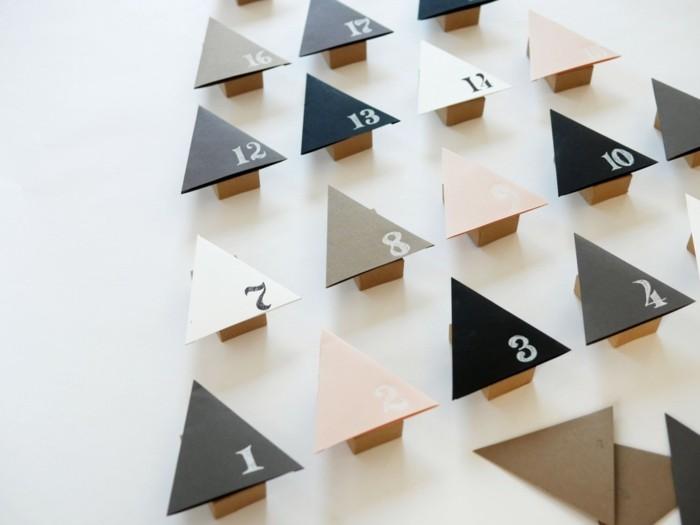 adventskalender selbst gestalten 110 super ideen. Black Bedroom Furniture Sets. Home Design Ideas