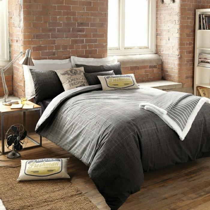 moderne bettwäsche für ein exklusives schlafzimmer - archzine, Schlafzimmer