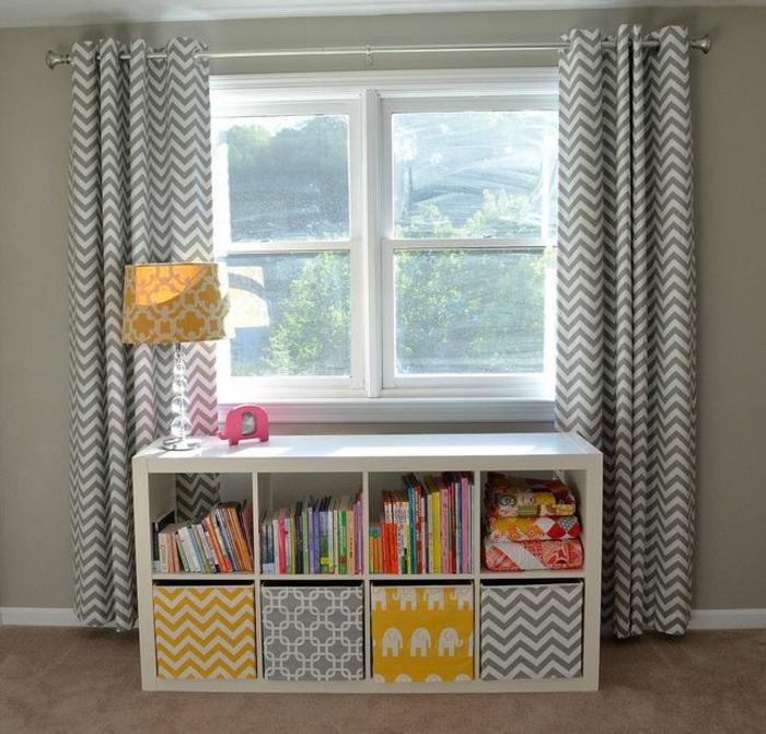 moderne-gardinen-für-wohnzimmer-weiß-grau