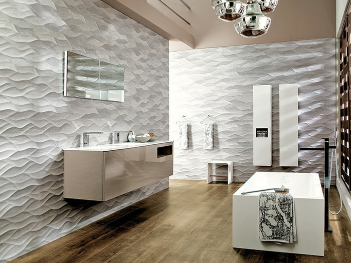 110 moderne b der zum erstaunen - Porcelanosa bad ...