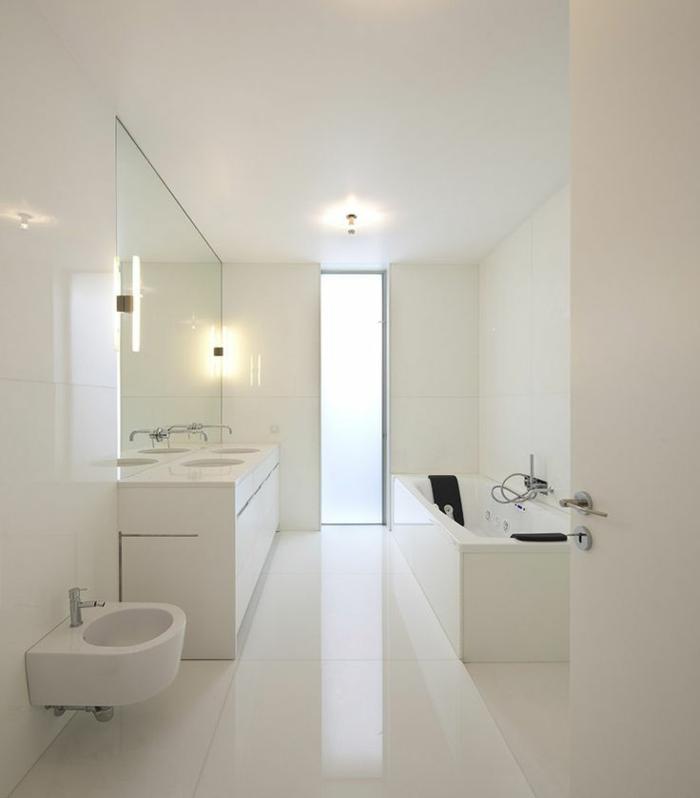 fantastische beispiele fur designer badezimmer - Faience Salle De Bain Blanche