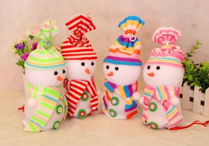 selbstgemachte-geschenke-zum-weihnachten-herrliche-kleine-schneemänner