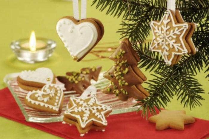 selbstgemachte-geschenke-zum-weihnachten-moderne-süße-deko-für-den-weihnachtsbaum-zum-essen