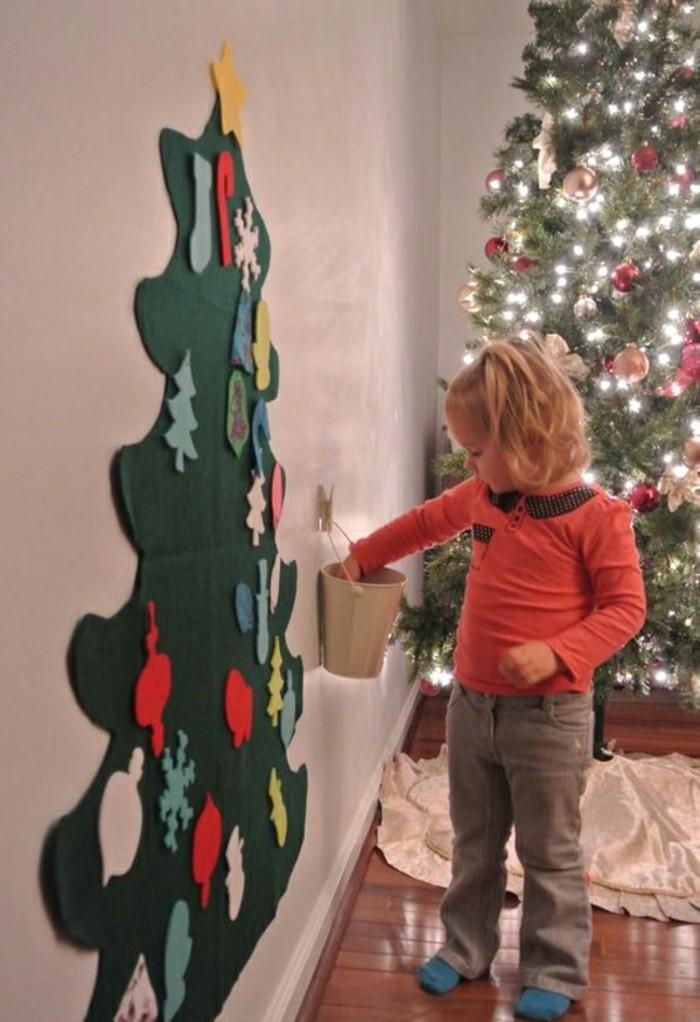 selbstgemachte-weihnachtsgesche-tannenbaum-an-der-wand