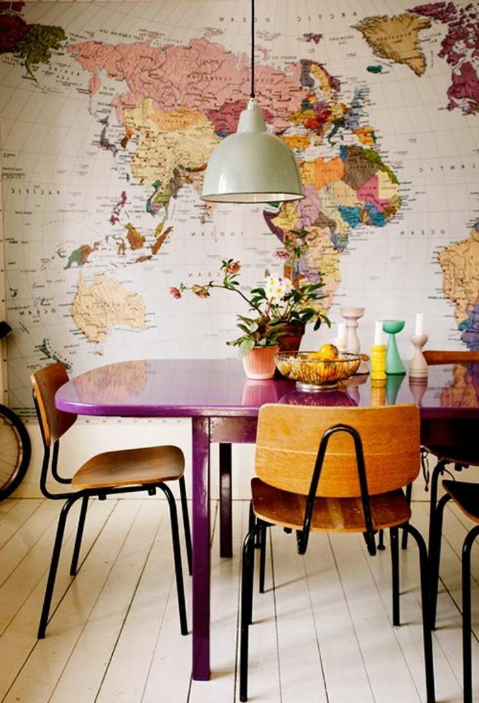 40 leichte schnelle und g nstige tischdekoration ideen. Black Bedroom Furniture Sets. Home Design Ideas