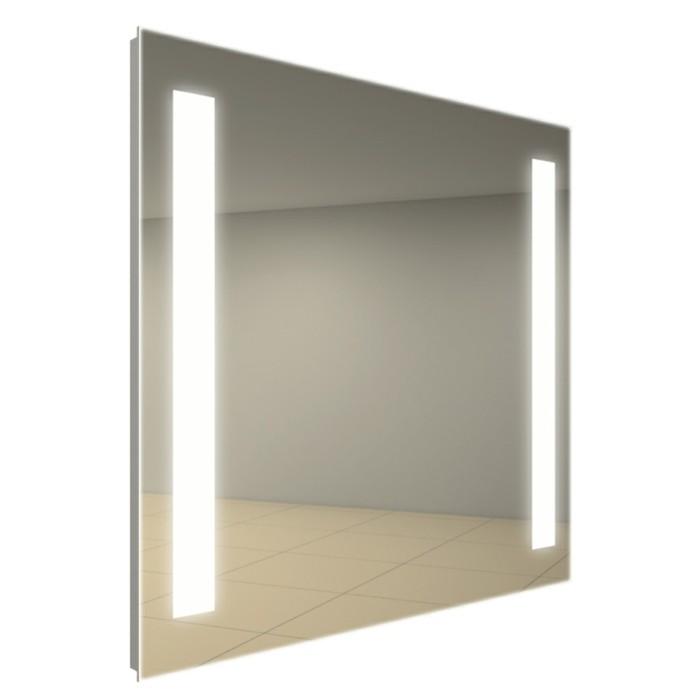 spiegel mit beleuchtung badezimmer raum und m beldesign. Black Bedroom Furniture Sets. Home Design Ideas