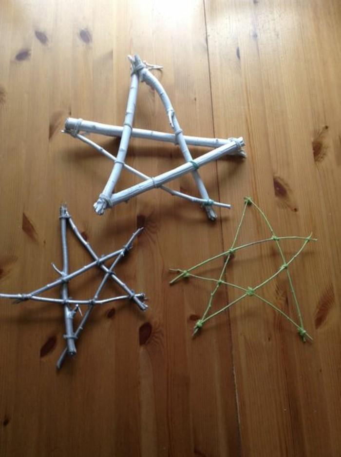 sterne-falten-aus-hölzernen-stöcken-sehr-kreative-gestaltung