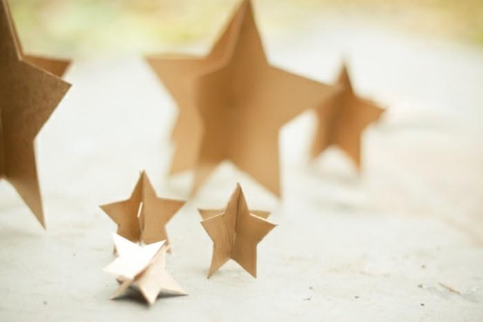sterne-falten-goldene-schöne-modelle-diy-deko-für-weihnachten