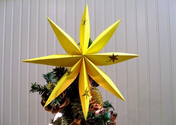 sterne-falten-tolles-design-für-den-weihnachtsbaum