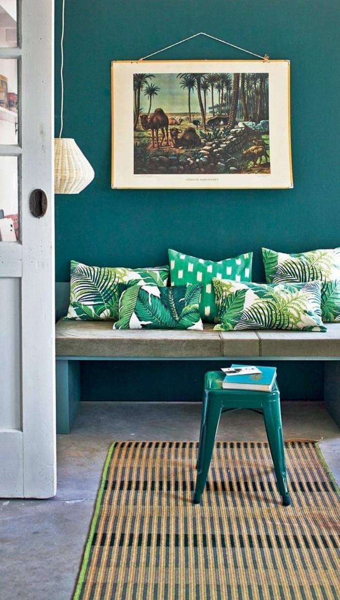 streichen-tipps-wandfarben-trends-grün