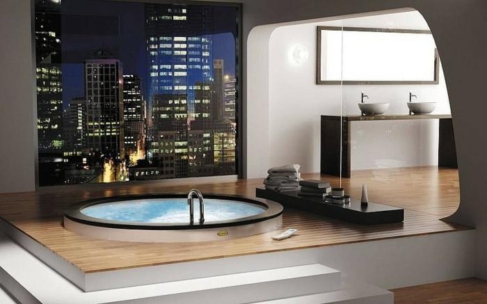 super-moderne-bäder-interessante-badewanne-und-glaswand