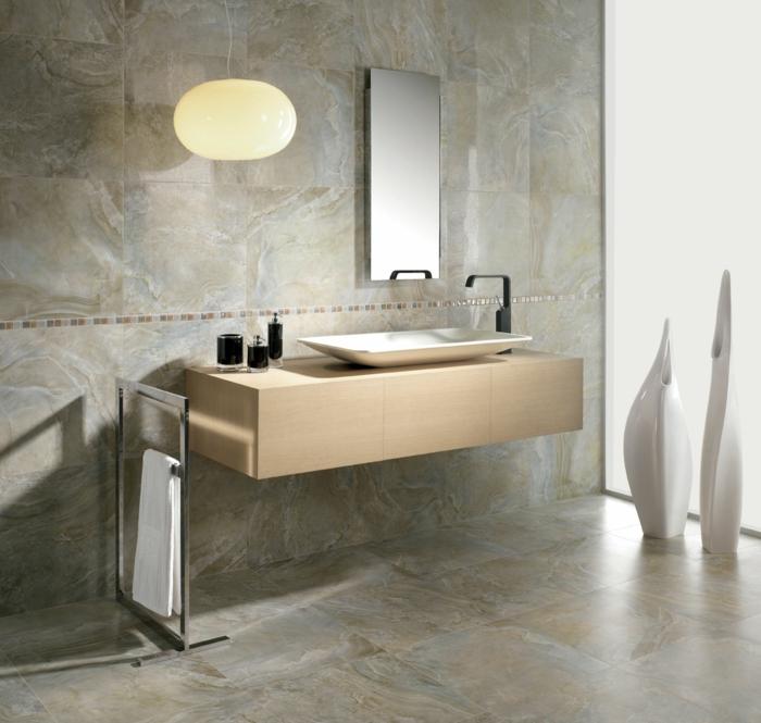 Moderne badezimmermöbel günstig  110 moderne Bäder zum Erstaunen! - Archzine.net
