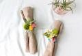Über 90 prachtvolle Tischdekoration Ideen + Anleitungen zum Selbermachen