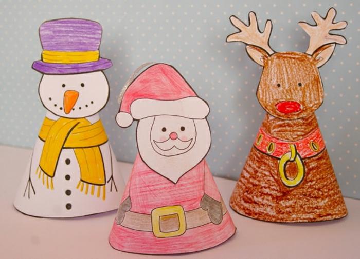 Weihnachtsbasteln mit Kindern: 105 tolle Ideen! - Archzine.net
