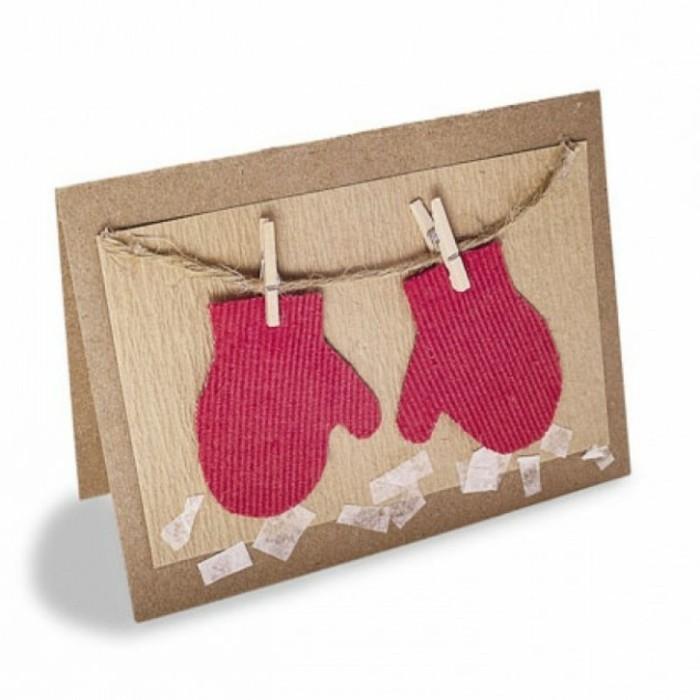 120 weihnachtsgeschenke selber basteln for Originelle weihnachtskarten selber basteln