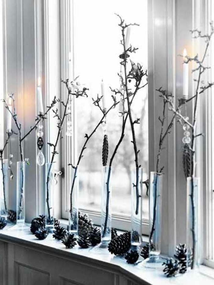 weihnachtliche-fensterdeko-wunderschöne-dekorative-zweige
